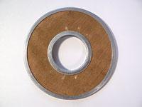Диск сетчатый элемент фильтра двигателя NVD 48 и VD 26; Марка: ЭФМС 90/31-0,04; Размер: 90х31х0,04